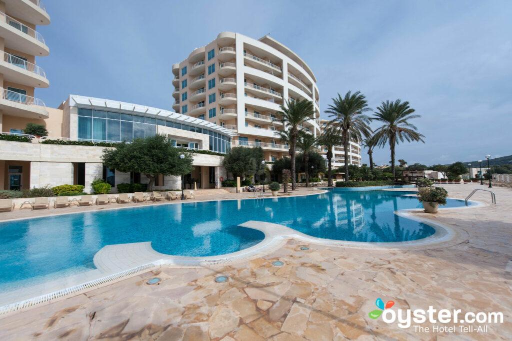 Radisson Blu Resort & Spa, Malte Sables d'or / huîtres