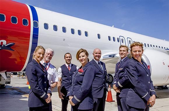 Norwegian Air via SmarterTravel