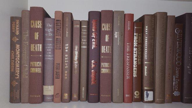 Some spine-chilling novels