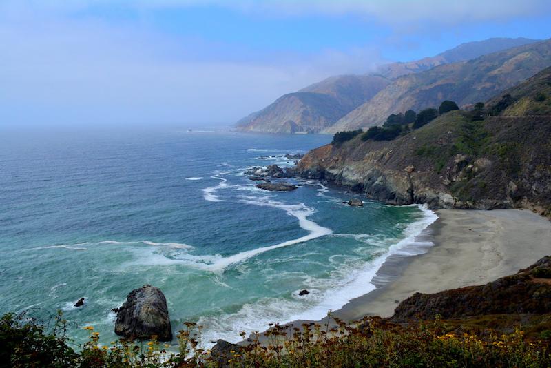 Pacific Coast Highway; Photo courtesy of reverie_rambler via Flickr