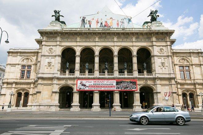 Opera di Stato di Vienna, Vienna / Oyster