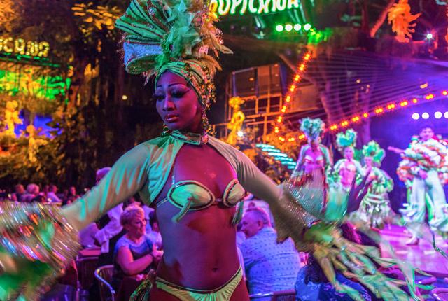 Tropicana Club, L'Avana / Oyster