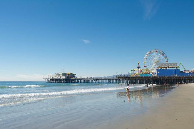 Santa Monica / Auster