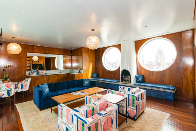 The Rooftop Penthouse en The Maritime Hotel / Oyster