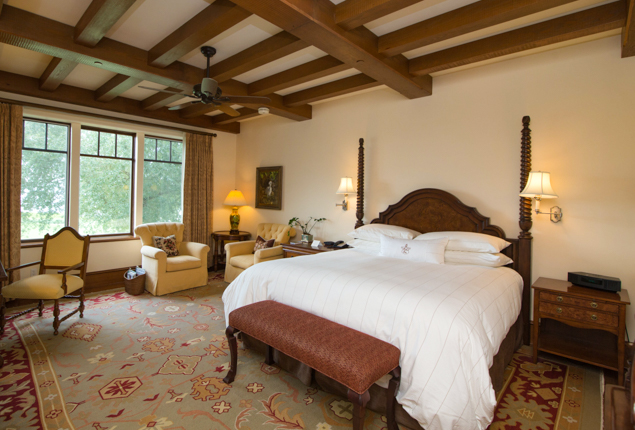 The Plantation Suite en The Lodge at Sea Island / Oyster