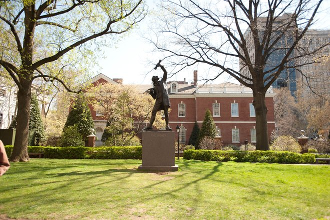 Philadelphia Historic District / Oyster