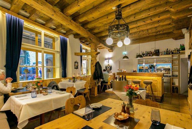 Restaurant à l' Hôtel Goldgasse / Oyster