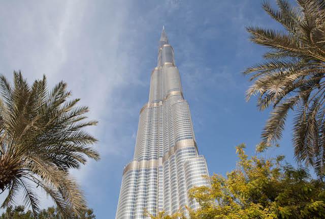 Centre-ville de Dubaï / Oyster