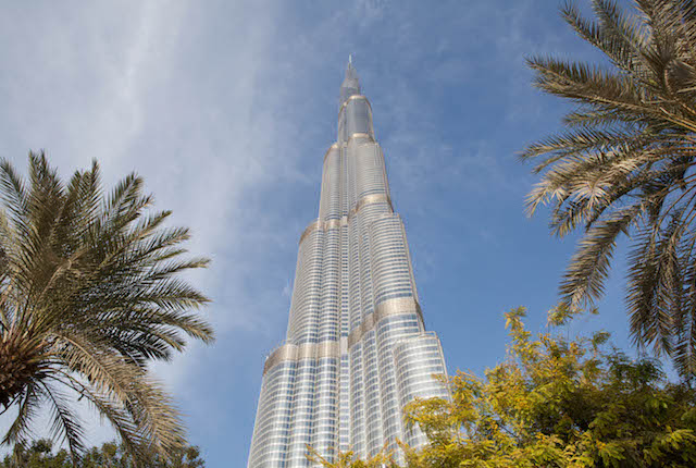 Downtown Dubai / Oyster