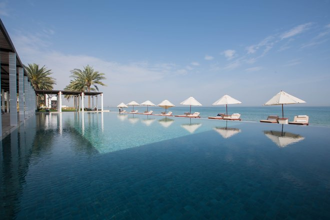 Le Chedi Muscat, Oman / Oyster