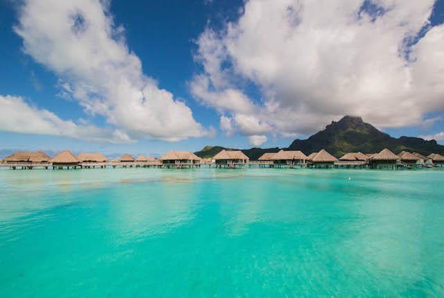 InterContinental Bora Bora Resort & Thalasso Spa/Oyster