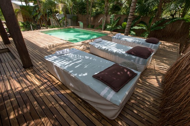 Spa at Be Tulum Hotel/Oyster