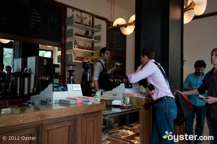 Stumptown Coffee im Ace Hotel NY