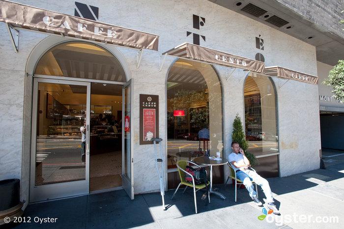 Caffe Centro im Fairmont San Francisco
