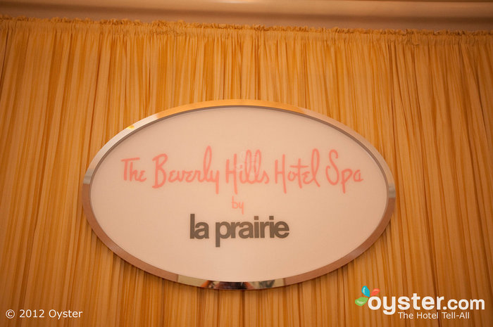 La Prairie spas are famed for their caviar facials