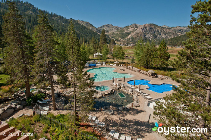 The Resort at Squaw Creek, Lake Tahoe, California