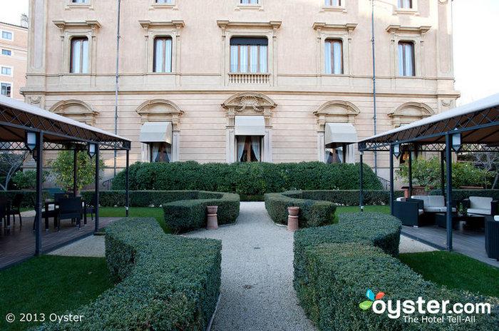 Villa Spalletti Trivelli, Roma
