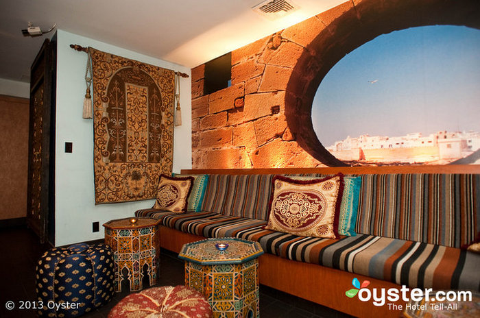 Marrakech Hotel, Nueva York