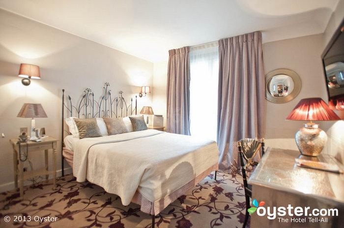 Junior Suite en el Hotel Mathis Elysees Matignon