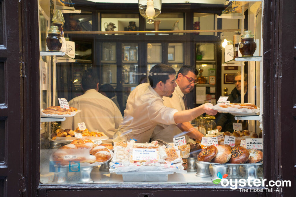 Madrids Café-Szene / Oyster