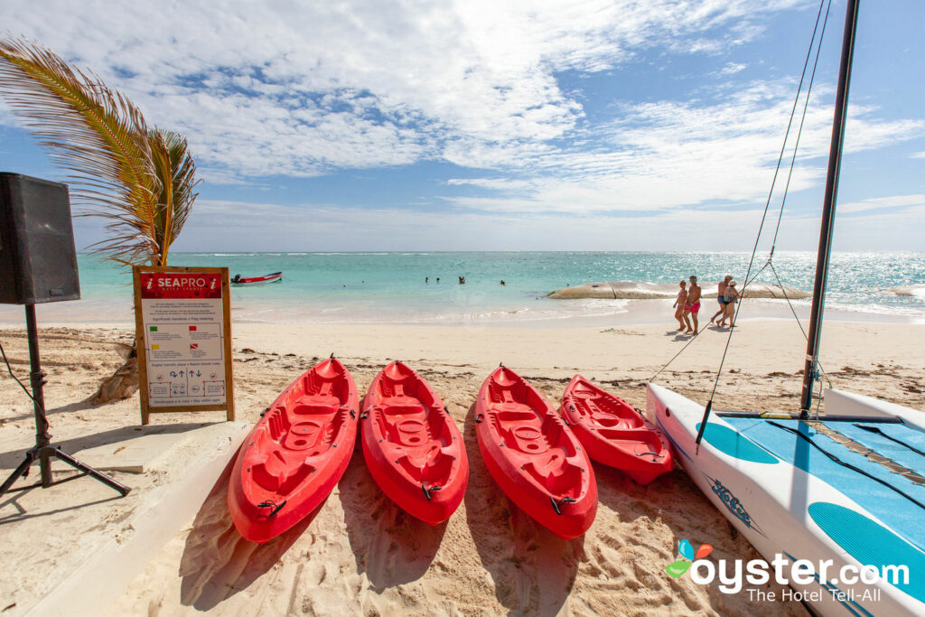 Spiaggia a Sunscape Dominican Beach Punta Cana / Oyster