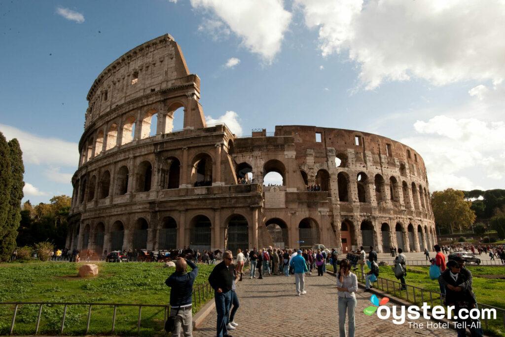 Kolosseum, Rom / Oyster