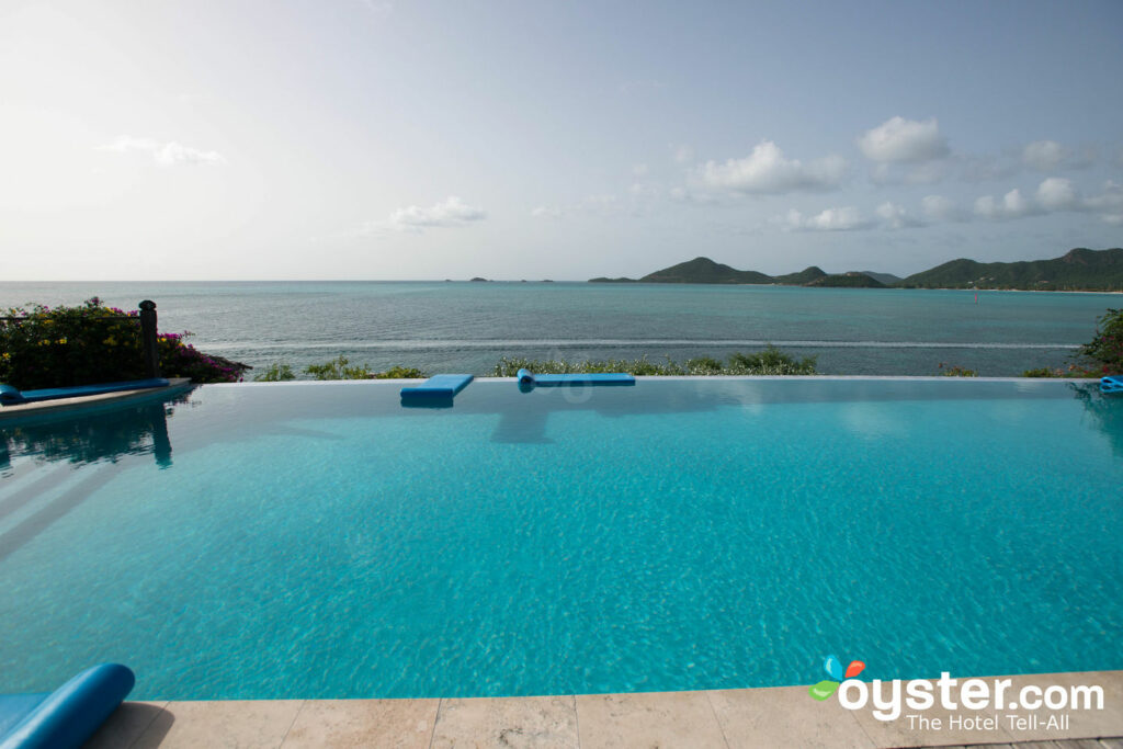 Horizon Pool at Cocobay Resort, Antigua / Oyster