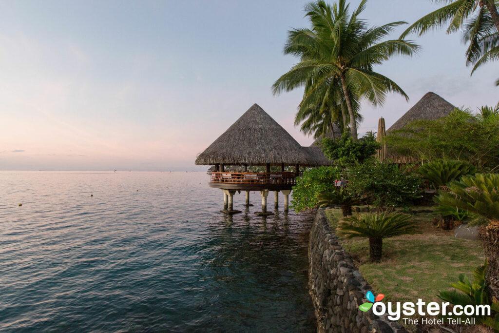 Restaurant Le Lotus à InterContinental Resort Tahiti / Oyster
