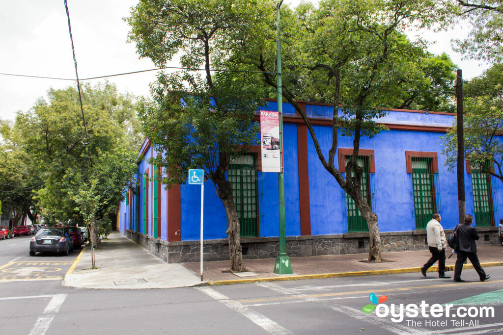 Museo Frida Khalo, Coyoacan / Oyster