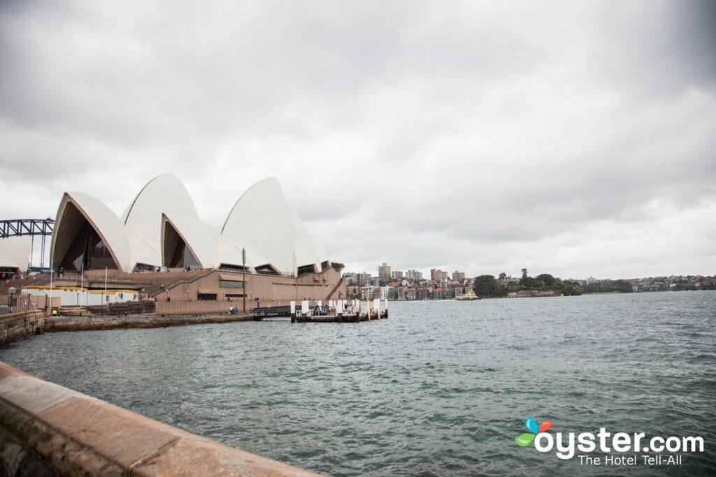 Ópera de Sydney / Ostra