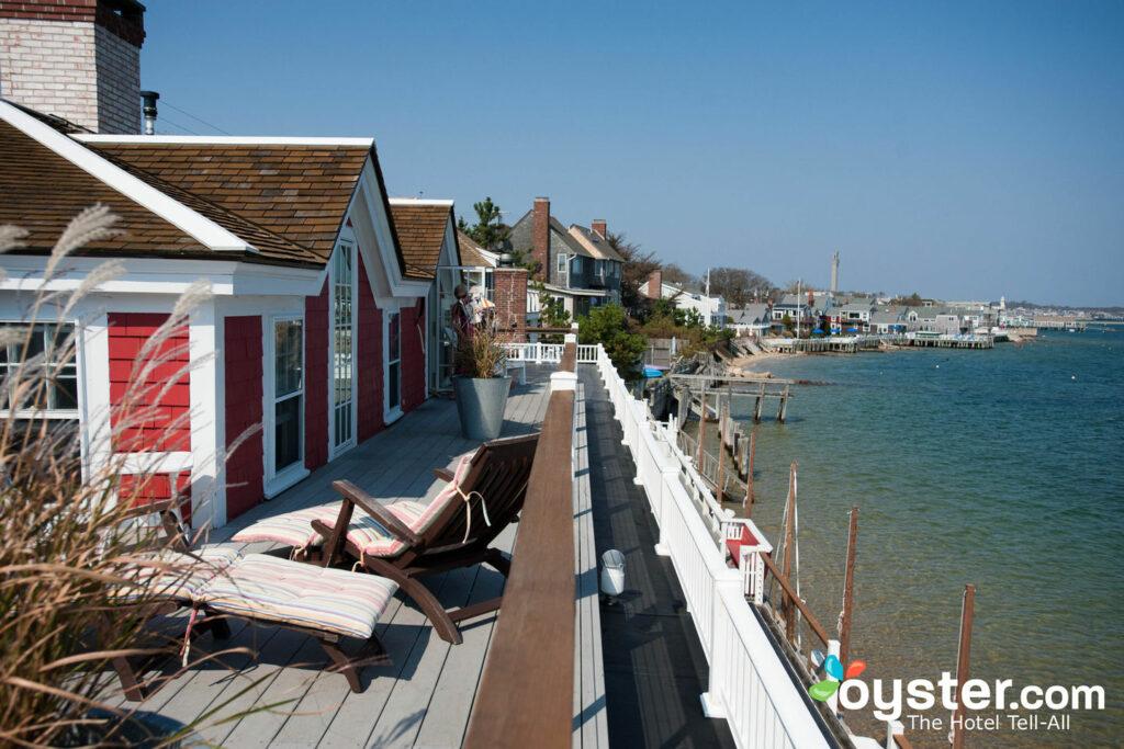 Vista dalla Red Inn, Provincetown / Oyster