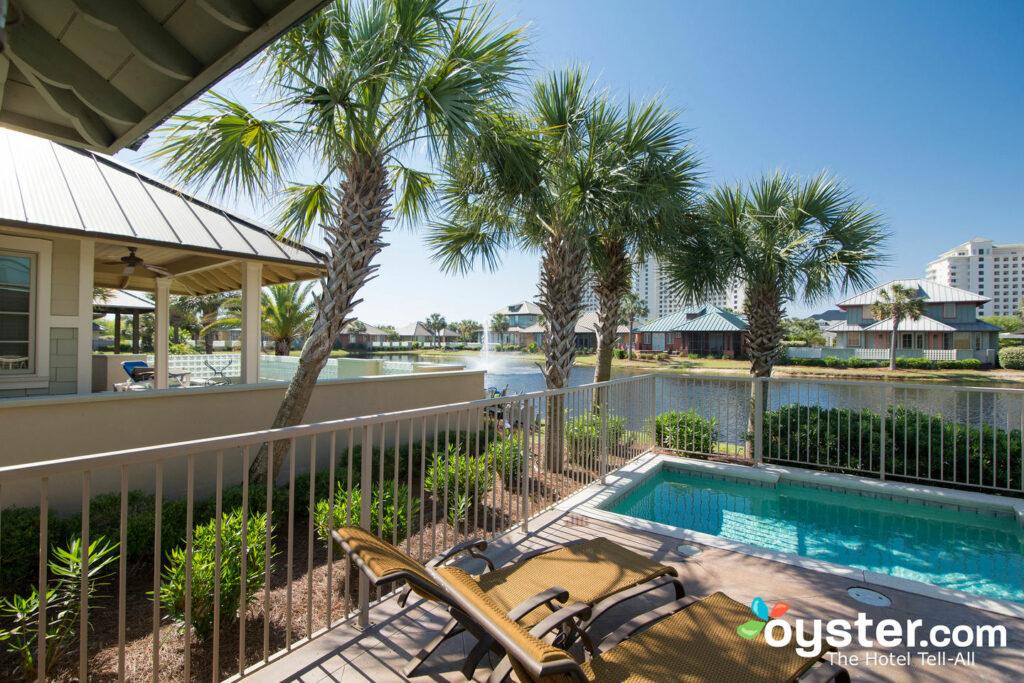 Casa Lakeside Cottage de 3 dormitorios en The Beach Club