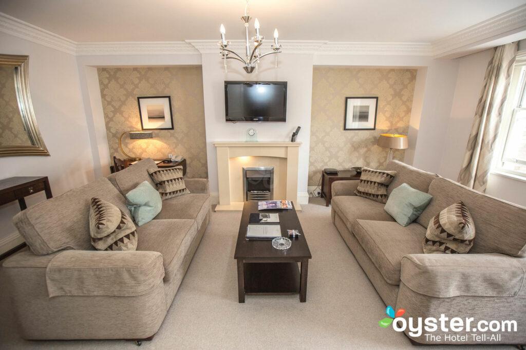El apartamento superior de tres dormitorios en Beaufort House / Oyster