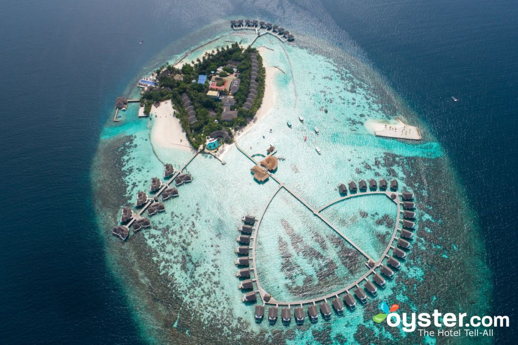 Centara Grand Island Resort Spa Maldives Review What To Really Expect If You Stay