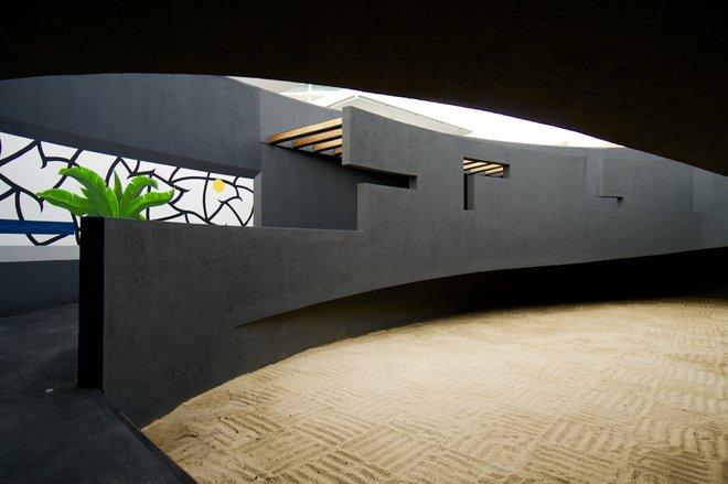 Le linee moderniste e l'arte fresca del Viceré Los Cabos implorano di essere fotografate / Oyster