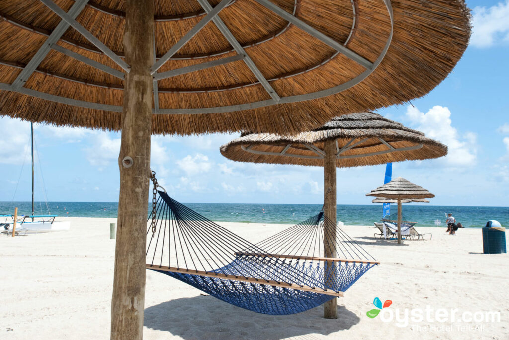Playa en Fort Lauderdale Marriott Harbour Beach Resort & Spa