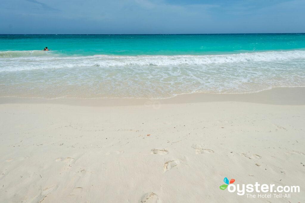 Strand bei Divi Aruba All Inclusive