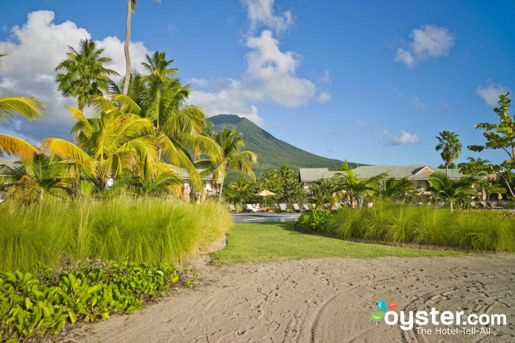Strand im Four Seasons Resort Nevis / Oyster