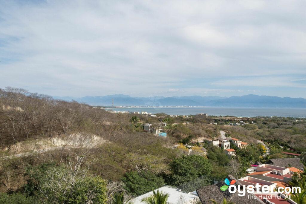 Vista desde la Master Suite en Grand Sirenis Matali Hills Resort & Spa / Oyster