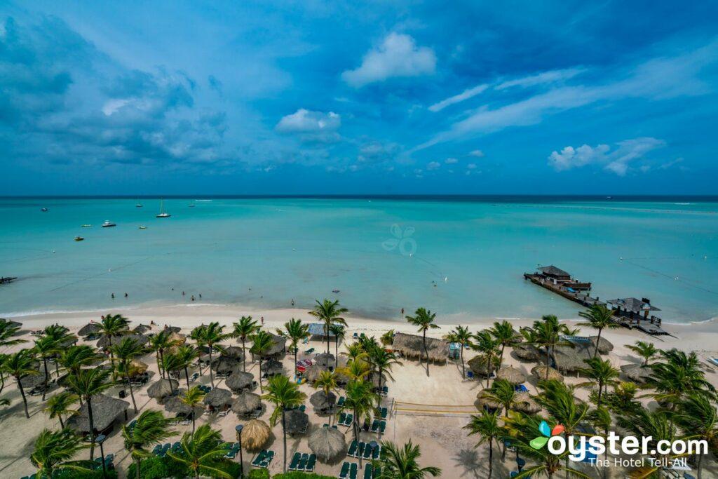 Die Master Suite im Barcelo Aruba