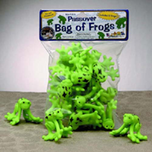 Image result for passover frogs