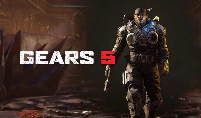 Gears 5, Steam 'de ücretsiz oldu!