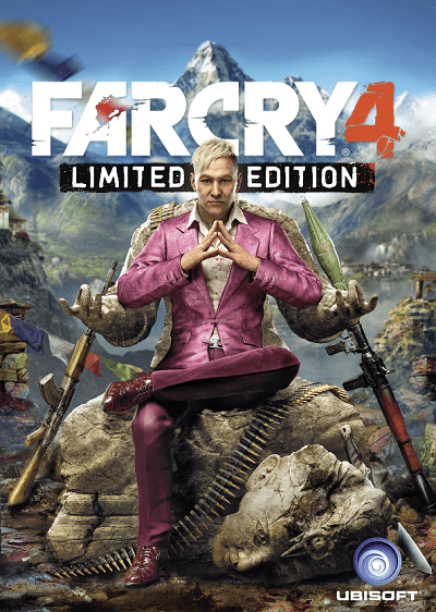 Far Cry 4 Limited Editon packshot_0