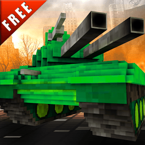Toon Tank - Craft War Mania Android