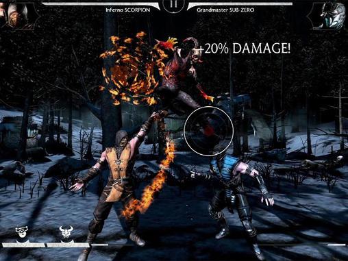 MORTAL KOMBAT X Apk İndir – Hileli Mod 2 2 0   Oyun İndir
