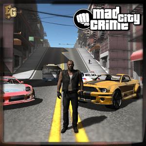 Mad City Crime Apk