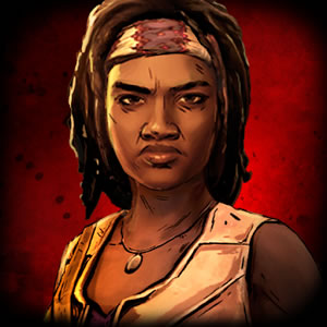 The Walking Dead Michonne Android