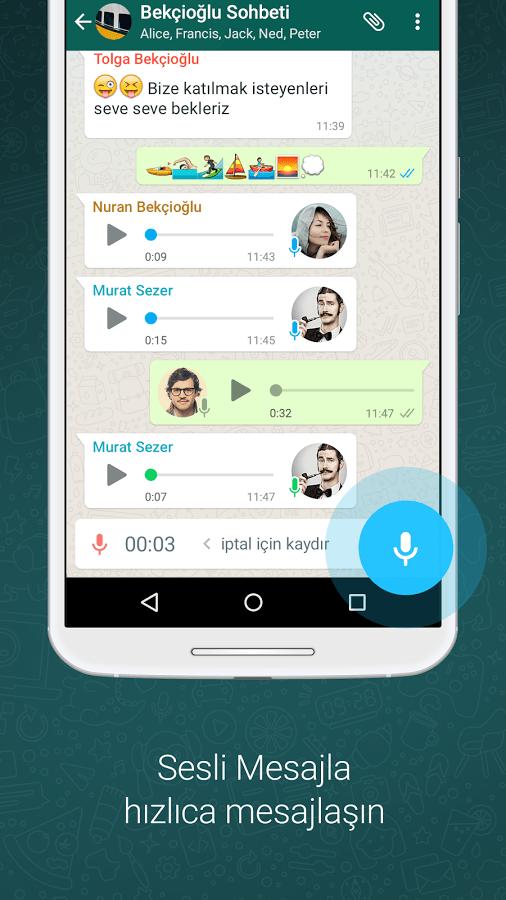 whatsapp apk indir android oyun club