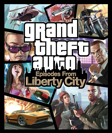 Grand Theft AutoEpisodes from Liberty City pc cover
