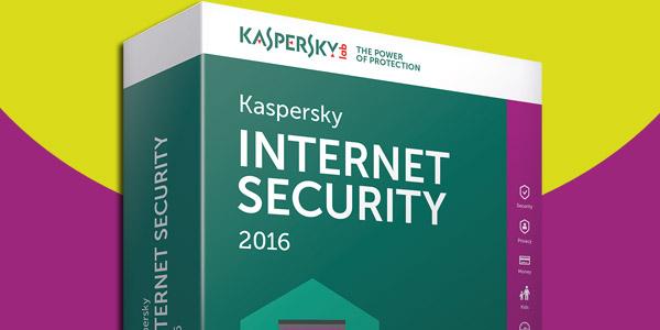 Kaspersky İnternet Security 2016